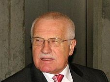 Václav Klaus, foto: Archiv Radia Praha
