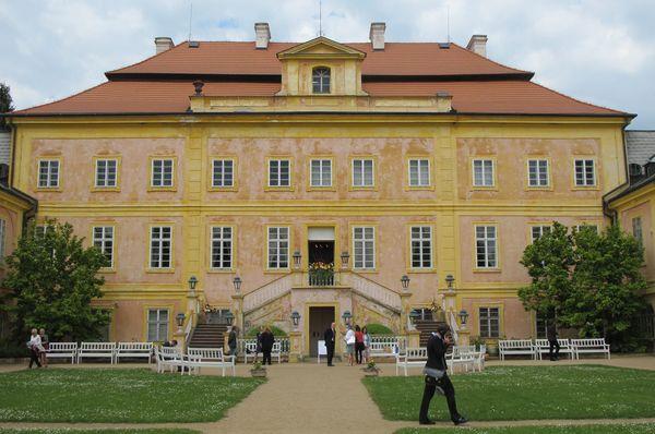 Krásný Dvůr / Schönhof (Foto: Martina Schneibergová)