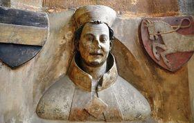 Арношт из Пардубиц, фото: Packare, Wikimedia CC0 1.0