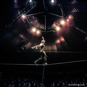 'L'Homme Cirque', photo: Martin Pelikán / Site officiel du festival Arena