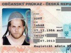 Carte d'identité de Lukáš Nový, photo: Lukáš Nový