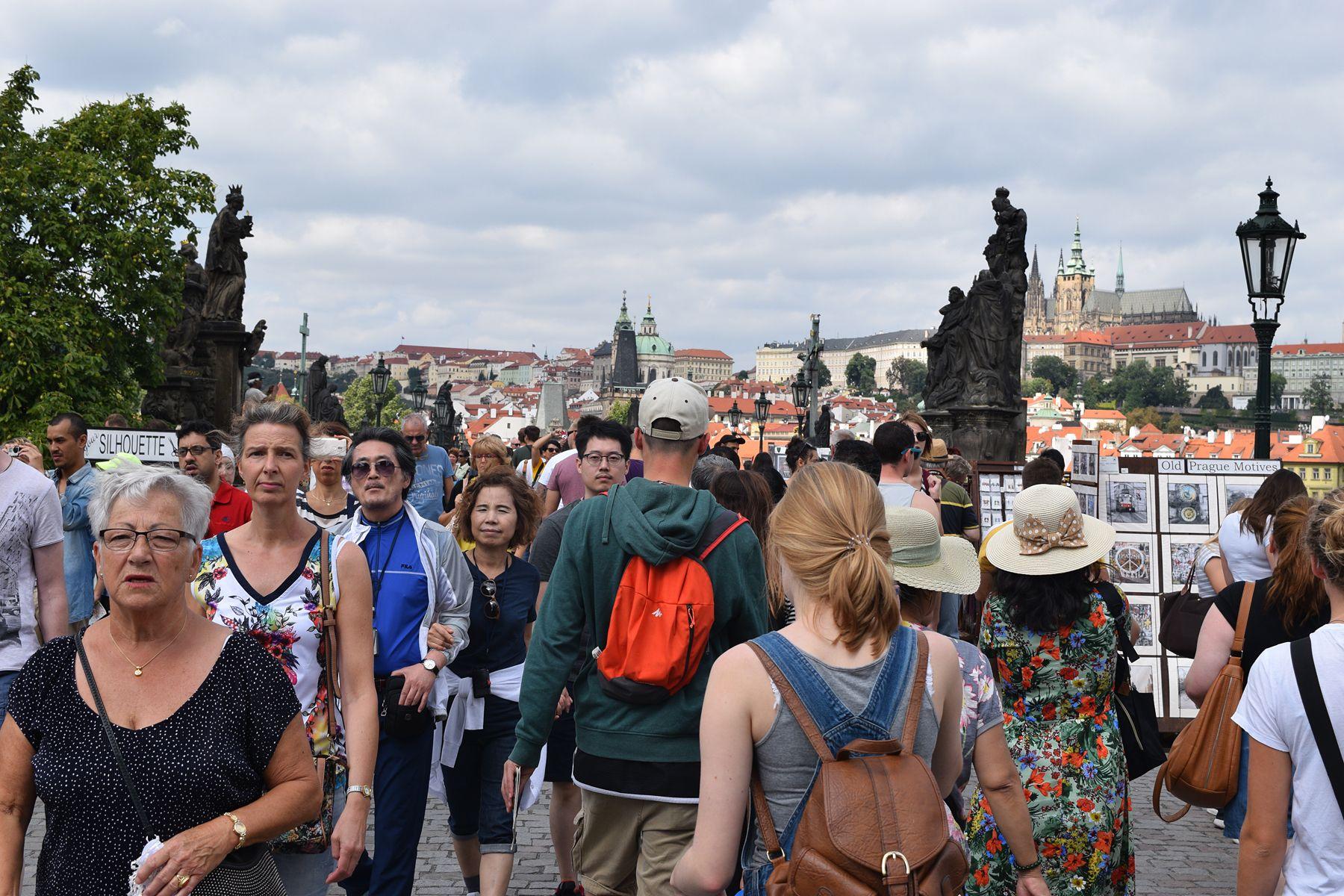 Le poids du tourisme dans l conomie tch que continue d - Office de tourisme republique tcheque ...