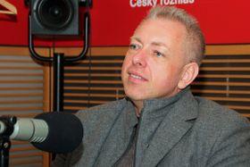 Milan Chovanec (Foto: Šárka Ševčíková, Archiv des Tschechischen Rundfunks)