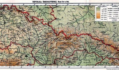 Czechoslovakia 1920-1938, photo: Public Domain