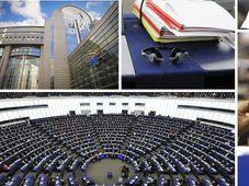 Европейский парламент, фото: Европейский парламент