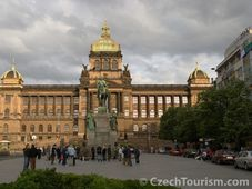 National Museum's main building, photo: CzechTourism