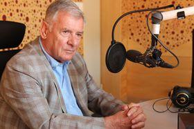 Vratislav Kulhánek (Foto: Jan Bartoněk, Archiv des Tschechischen Rundfunks)