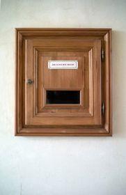 Kasten für Pilze (Foto: Archiv von Matěj Černý)