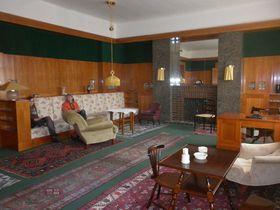 Interior de Adolf Loos en Pilsen, foto: Zdeňka Kuchyňová
