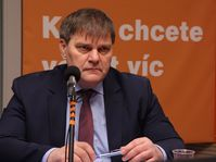 Rudolf Jindrák (Foto: Jana Přinosilová, Archiv des Tschechischen Rundfunks)