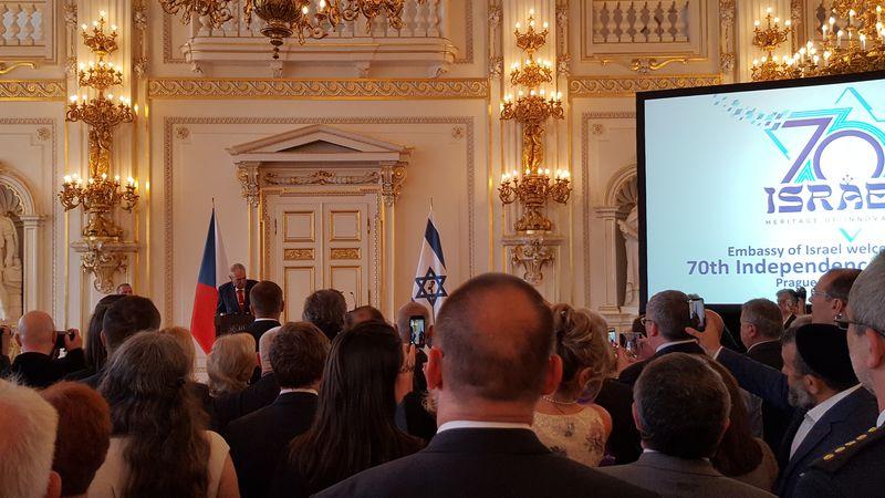 70 años de la cooperación checoslovaco-israelí, foto: Klára Stejskalová