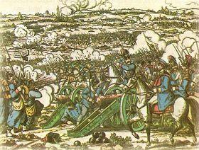 Bataille de Sadowa, 1866