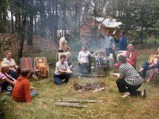 Rekreace v dobách minulých, foto: ČT