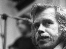 Václav Havel (Foto: Archiv des Tschechischen Zentrums Wien)