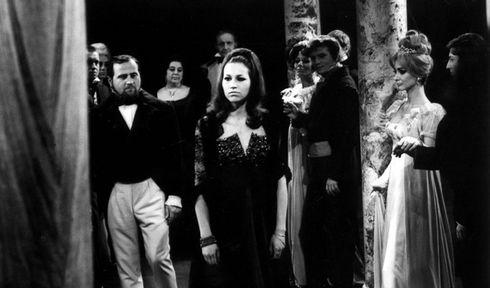 Marta Kubišová in 'A Song for Rudolf III.', photo: Czech Television