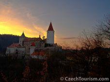 Křivoklát, foto: CzechTourism
