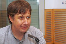 Tomáš Feřtek, foto: Alžběta Švarcová, ČRo