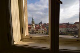 El Palacio Černínský, foto: Ondřej Tomšů