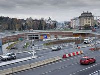 Blanka Tunnel, photo: Filip Jandourek