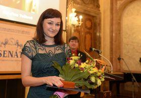 Kateřina Tučková, photo: CTK