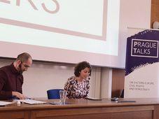 Пресс-конференция Жанны Немцовой, Фото: Катерина Айзпурвит