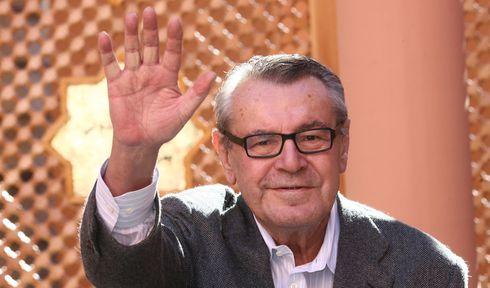 Miloš Forman, photo: ČTK
