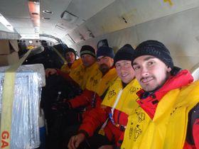 Antarktis-Expedition tschechischer Forscher (Foto: Archiv der Masaryk-Universität in Brünn)