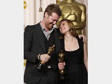 Glen Hansard and Markéta Irglová, photo: CTK
