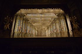 Le théâtre baroque, photo: Ondřej Tomšů