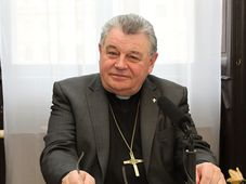 Le cardinal Dominik Duka, photo: Adam Kebrt, ČRo
