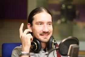 Martin Buchtík (Foto: Adam Kebrt, Archiv des Tschechischen Rundfunks)