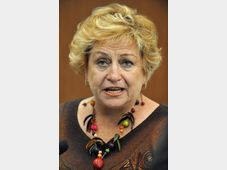 Věra Čáslavská, foto: ČTK