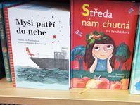 Книги Ивы Прохазковой, фото: Юлия Маслова