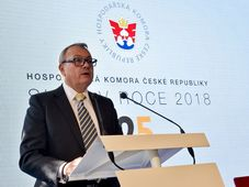 Vladimír Dlouhý, photo: CTK