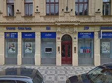 ERB Bank in Prague, photo: Google Street View