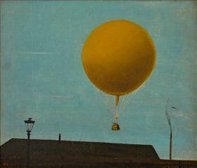 'Ballon Ressel'. 1941, photo: Retro Gallery