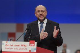 Martin Schulz (Foto: ČTK)
