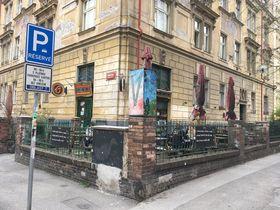 Vegtral on the corner of Keramická and Čechova, photo: Ian Willoughby