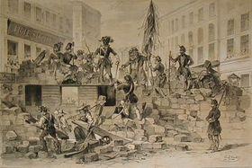Revolution 1848 in Wien
