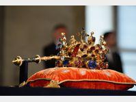 Las joyas de coronación checas, ČTK