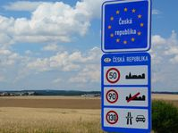 Grenzübergang Šafov-Riegersburg (Foto: GuentherZ, CC BY 3.0)