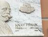 Мемориальная доска Йозефа Пршибика в Одессе, фото: Евгений Деменок