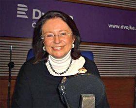 Miroslava Němcová (Foto: Hana Švejnohová, Archiv des Tschechischen Rundfunks)