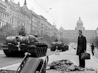 'Praga 1968', foto: Vladimír Lammer, Centro Checo de Madrid