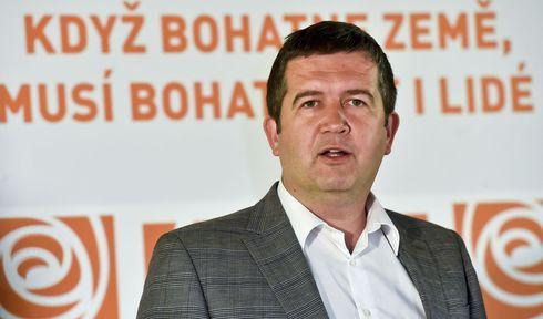 Jan Hamáček, photo: ČTK/Šimánek Vít
