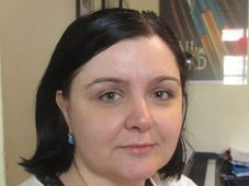 Lucie Mikolajková, photo: David Vaughan