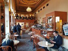 Café Savoy (Foto: Ondřej Tomšů)
