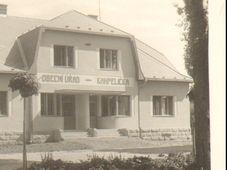 Die Kampelička in Chotělice (Foto: Museum der Wertpapiere)