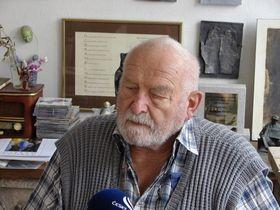 Olbram Zoubek (Foto: Tomáš Klement, Archiv des Tschechischen Rundfunks)