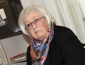 Sigrid Löffler (Foto: Till Eichenauer)